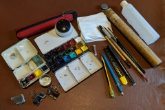 My Painting Gear